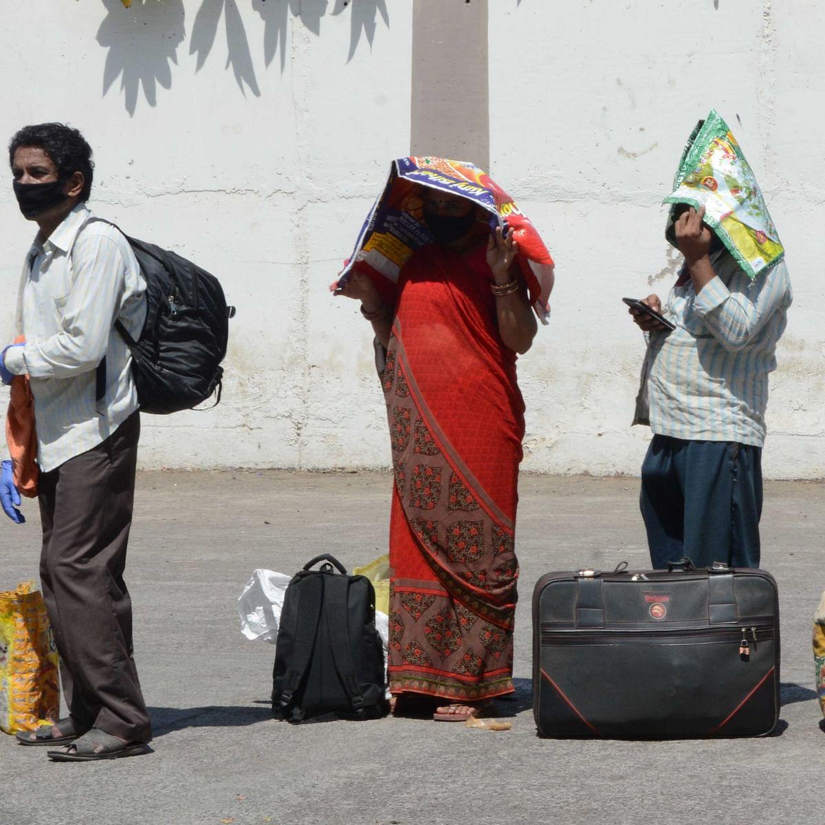 War of words between Congress and BJP over railway ticket costs for stranded migrants
