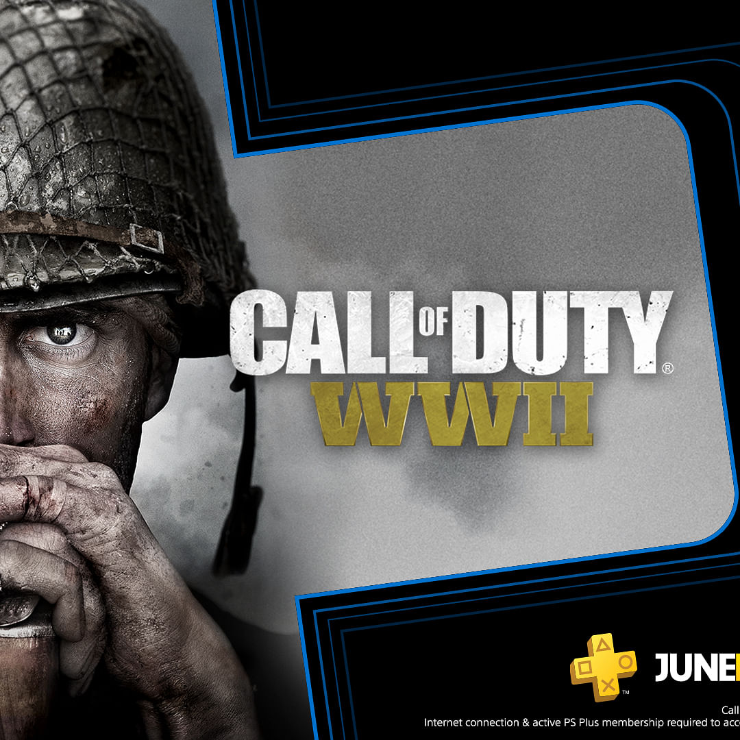 Sony announces Call of Duty: World War 2 as free monthly game for PlayStation Plus subscribers in June