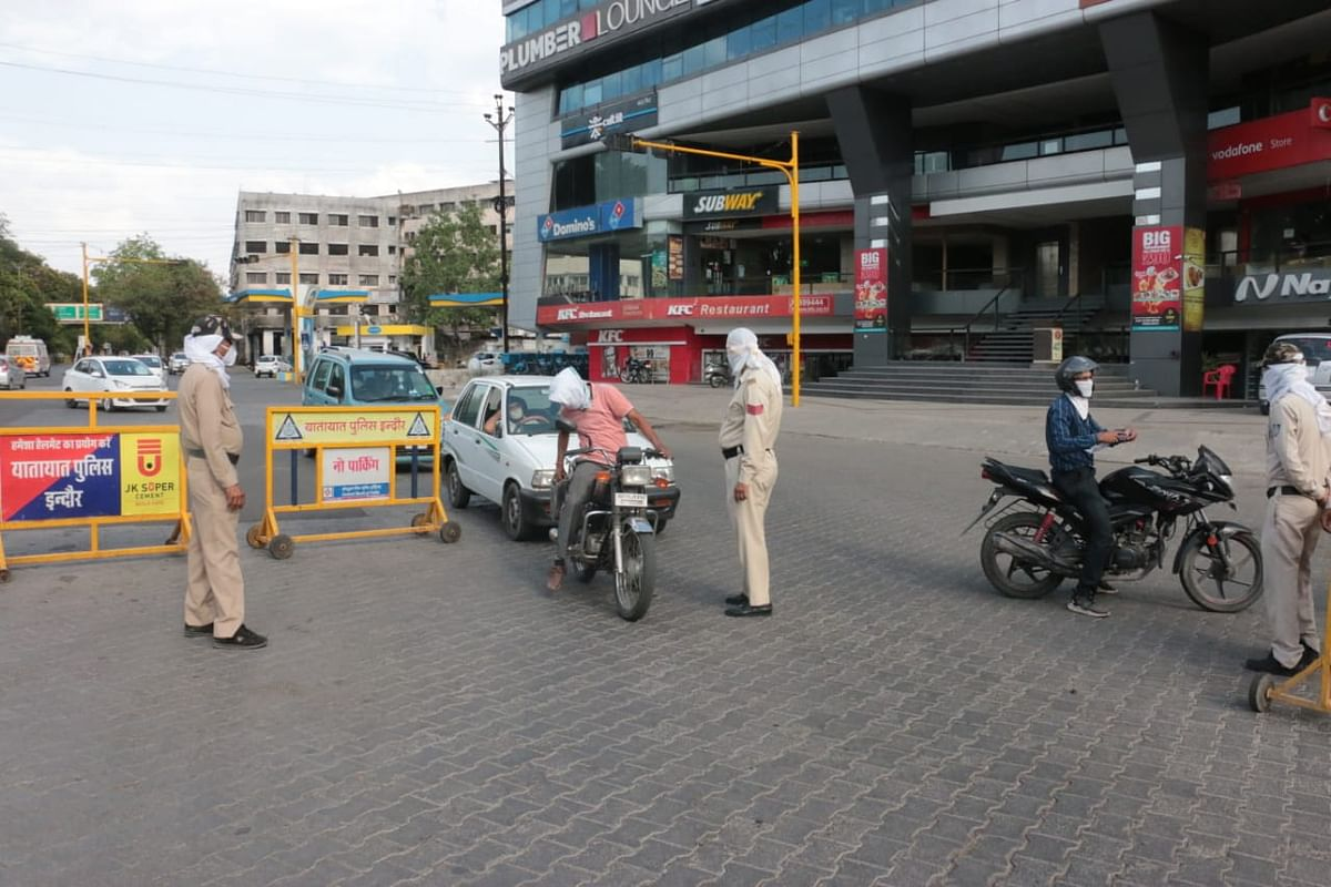 Indore: Lockdown won't be lifted totally even after May 31, says Collector Manish Singh