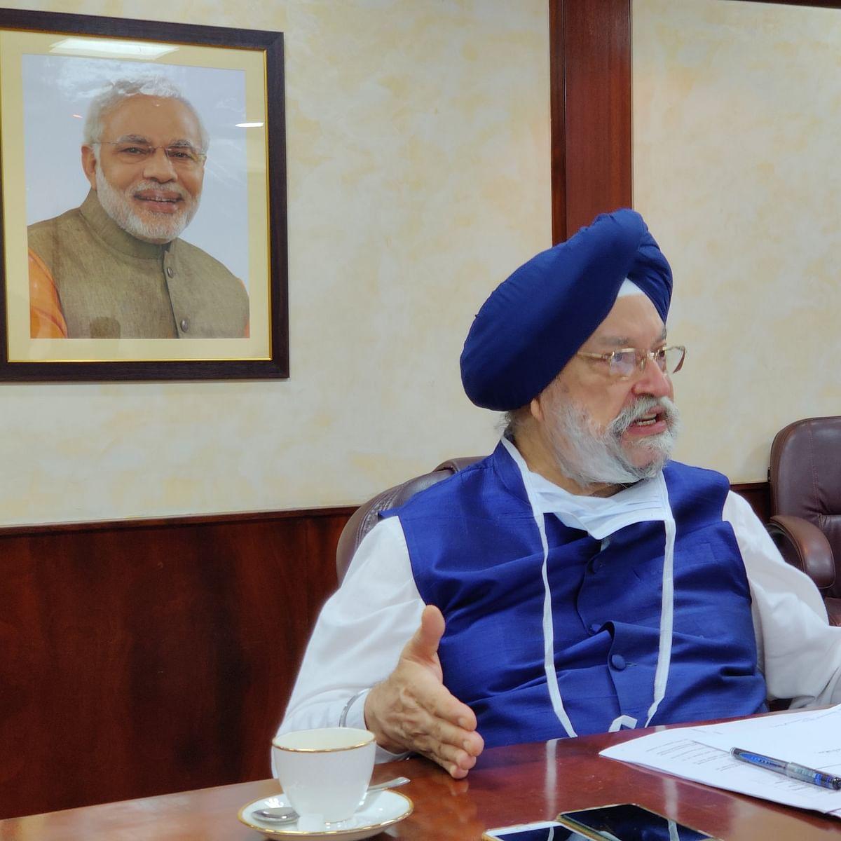 Hardeep Singh Puri hopeful that international flights will resume by August