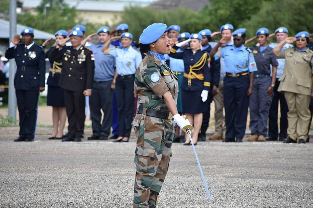 Indian Army Major Suman Gawani to be awarded with UN Military Gender Advocate award