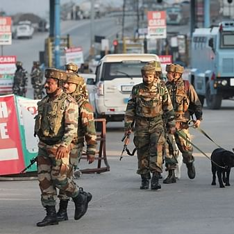 3 terrorists killed in encounter with Army in Jammu and Kashmir's Rajouri