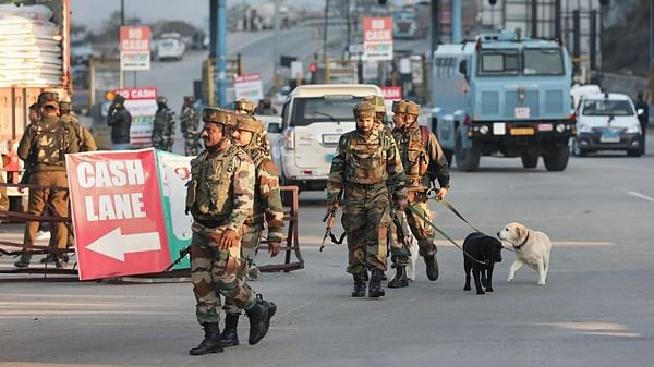 Grenades, ammunition found near International Border in Jammu and Kashmir's Samba