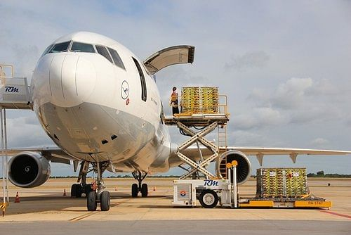Mumbai air cargo transported  1500 tonnes of PPE in 370 flights