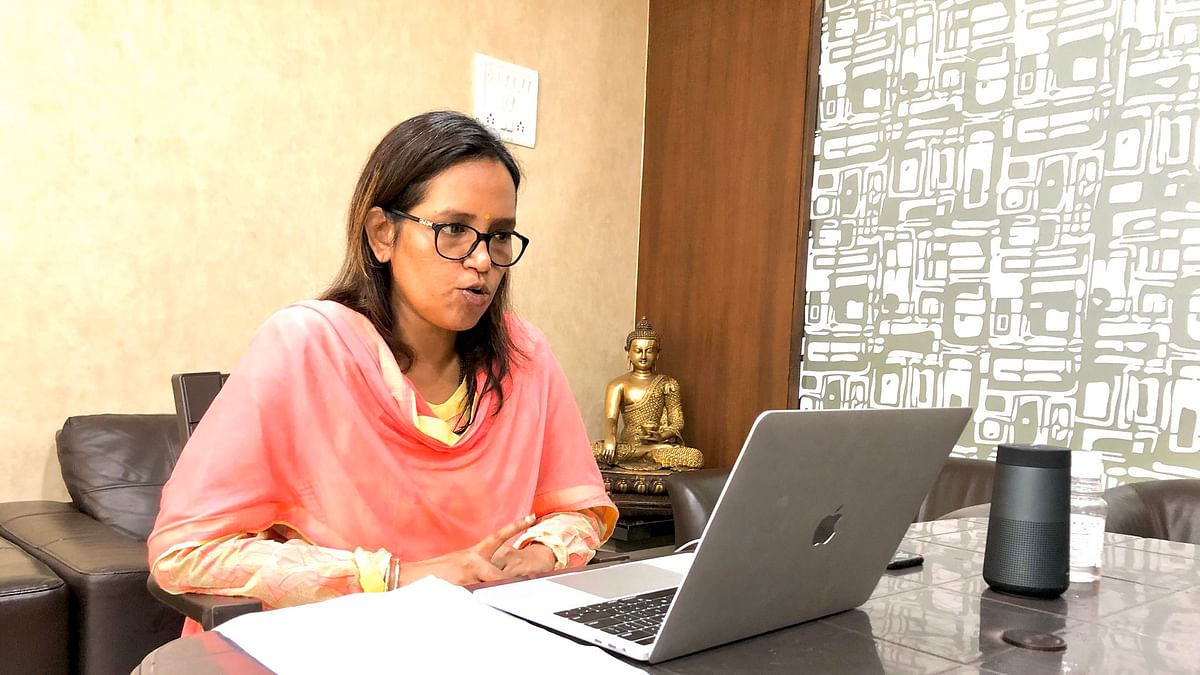 Maha Education Minister Varsha Gaikwad requests Centre for 12-hour air time on national TV, 2-hour radio slot for school lessons
