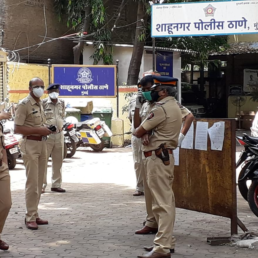 Two more cops die of COVID-19, Mumbai Police death toll touches 18