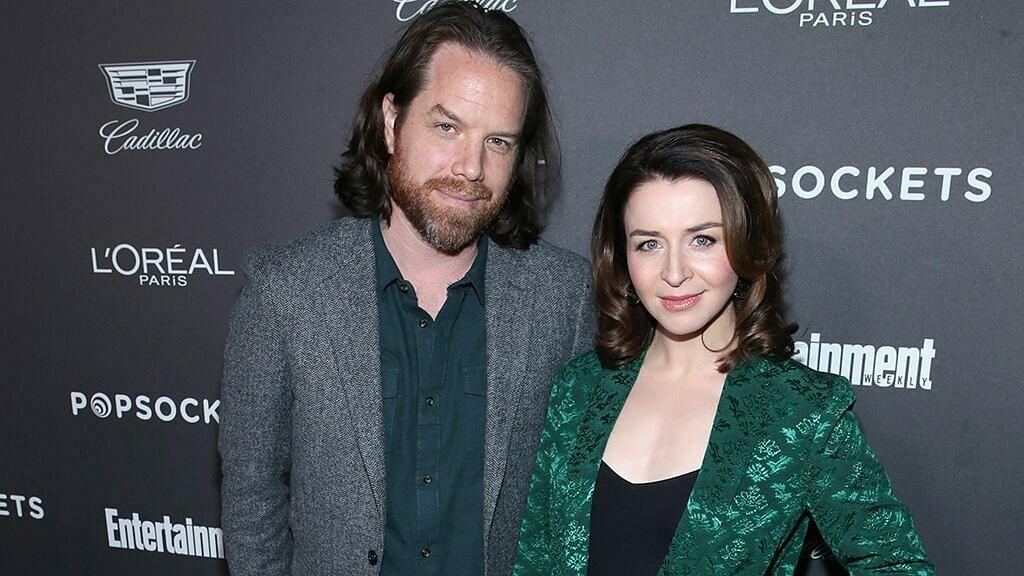 'Grey's Anatomy' star Caterina Scorsone, hubby Rob Giles split after decade of marriage