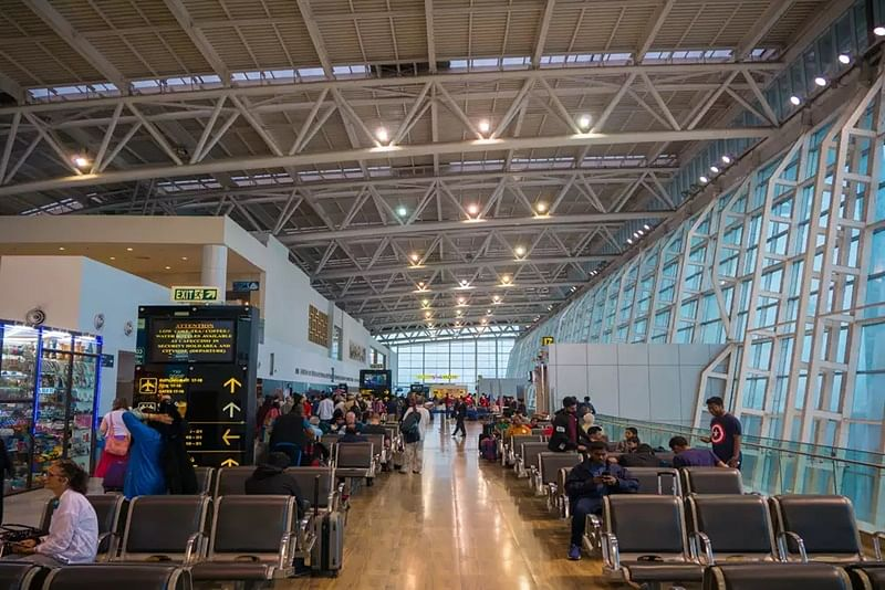 Latest coronavirus update: Goa International Airport implements steps to ensure social distancing norms