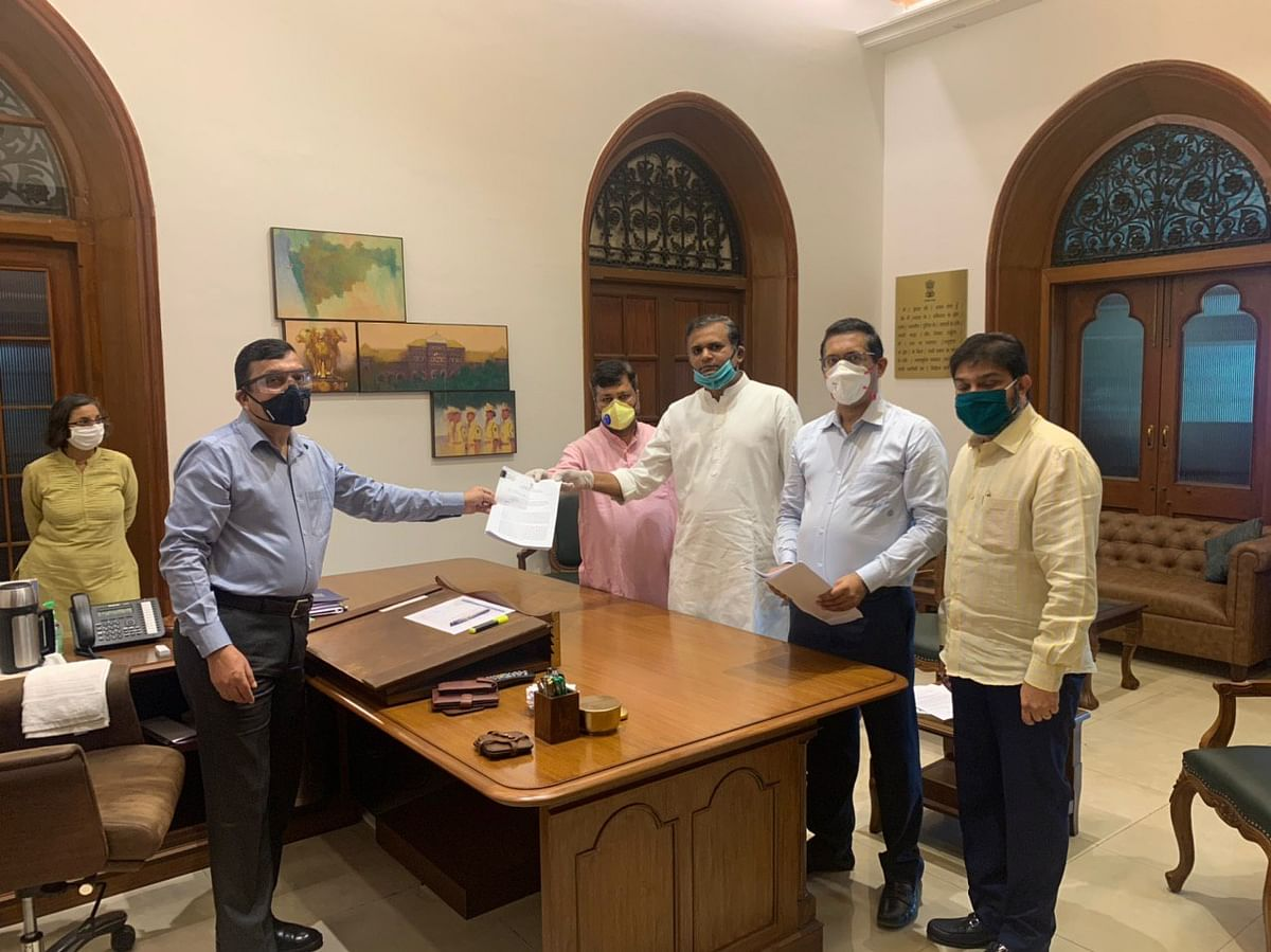BJP demands withdrawal of Mumbai Police 'gag' order