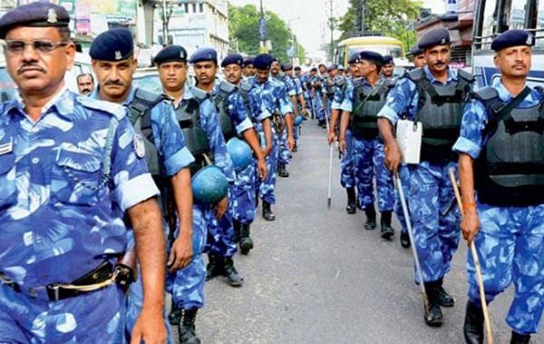 Ramadan 2020: Four RAF units arrive to help Mumbai police ahead of Eid