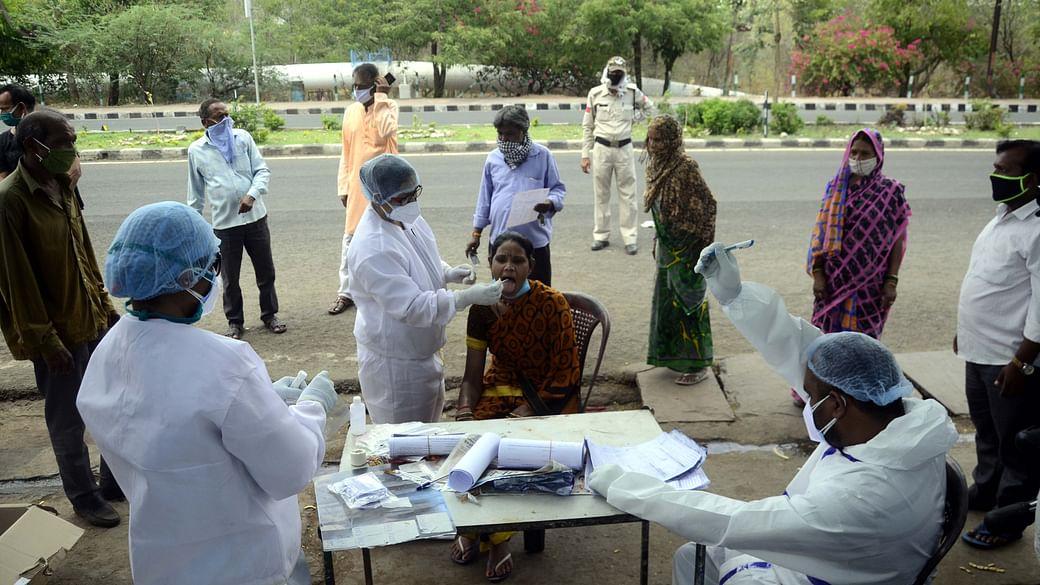 Bhopal Gandhi Medical College Starts Using Cb Naat Kits To Speed Up Coronavirus Tests