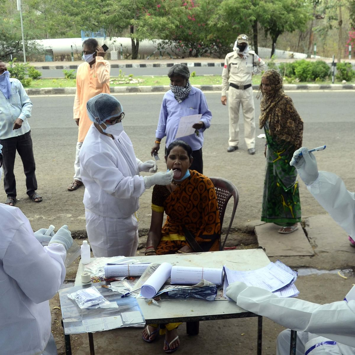 Coronavirus in Bhopal: Irregularity in figures, records of many patients not available