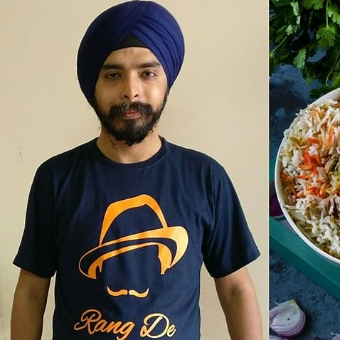 BJP leader Tajinder Bagga calls veg biryani 'pulao' - why he's technically wrong