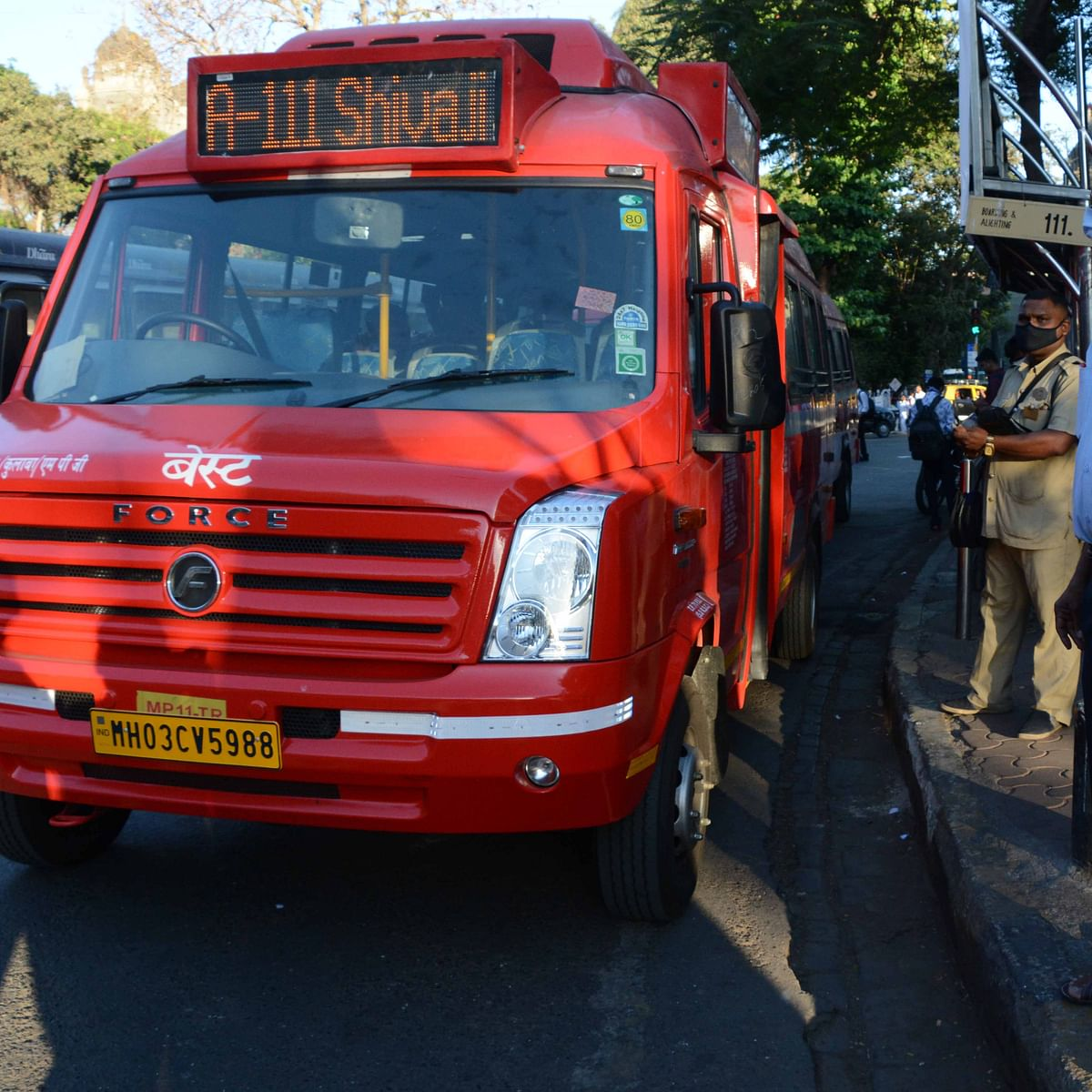 Mumbai: 35% recovery rate for corona-afflicted BEST staff, 8 patients discharged in one day