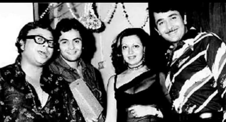 Kareena shares 'irreplaceable' pic: Rishi, Randhir, Babita, RD Burman in one frame
