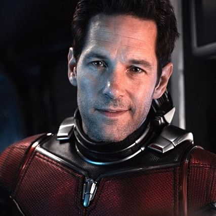 Ant-Man actor Paul Rudd says he can relate to his character from the superhero film