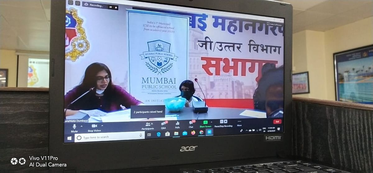 Mumbai: 304 students admitted to first-ever BMC CBSE school, 233 to ICSE board MPS school