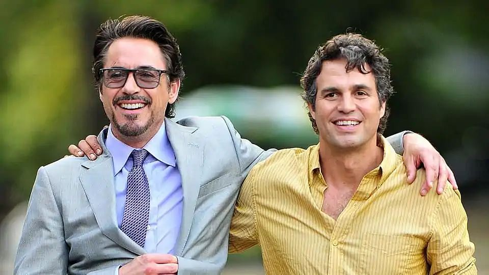 Mark Ruffalo says Robert Downey Jr convinced him to play Hulk
