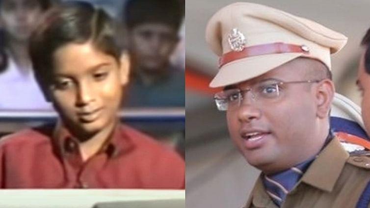 'Kya karenge aap is dhan rashi ka': 14-year-old boy who won Rs 1 crore on 'Kaun Banega Crorepati' is now Porbandar SP