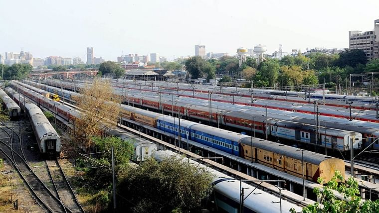 Taking train home? Make sure you have e-ticket from IRCTC