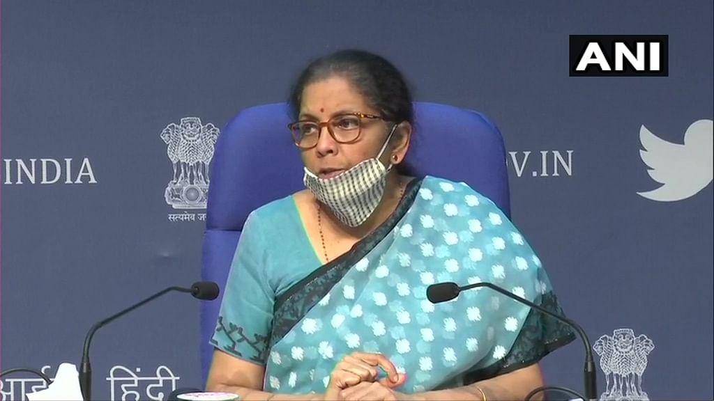 Non-BJP states remind Finance Minister Nirmala Sitharaman of Arun Jaitley's promise