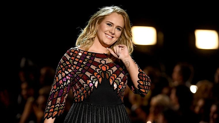 Adele is unrecognisable in this post-weight loss pic