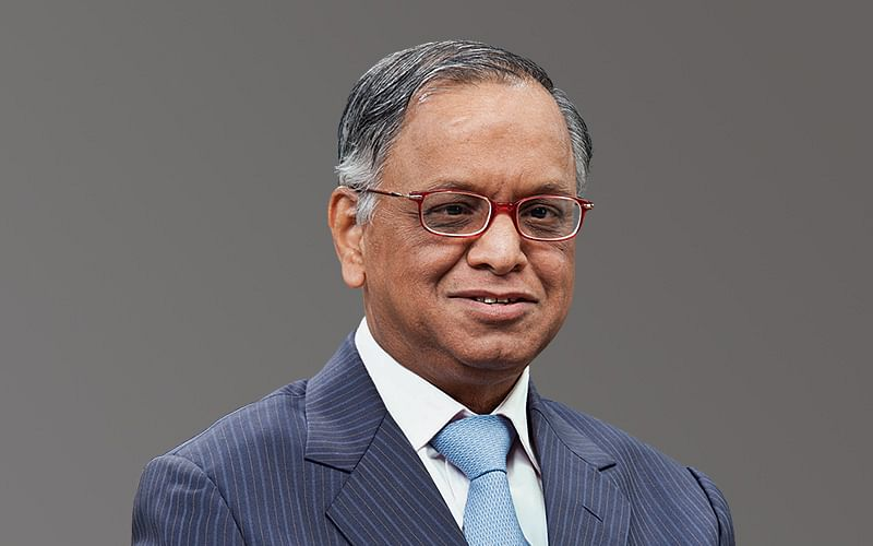 "In the continuity of this lockdown, N.R. Narayana Murthy states ""deaths due to hunger will far outweigh deaths due to coronavirus."""