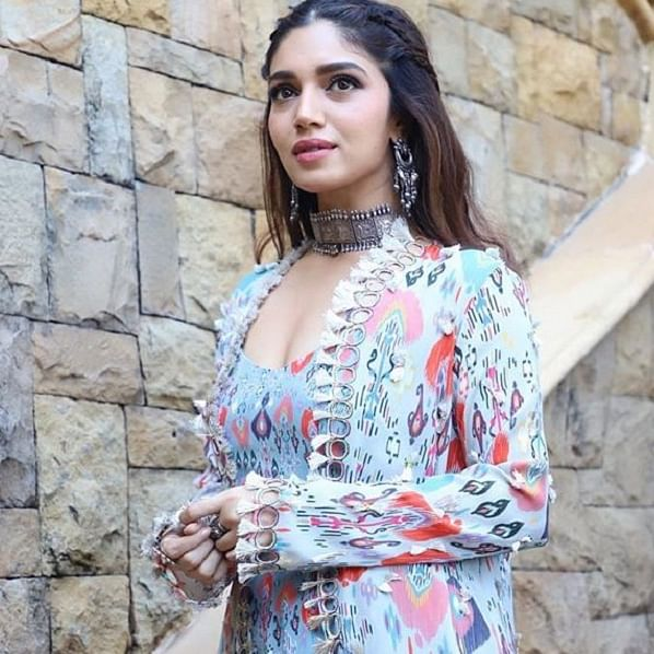 How I represent women on screen is very important, says Bhumi Pednekar
