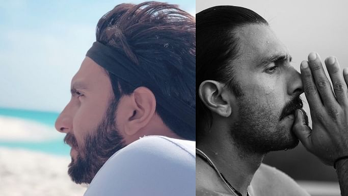 Ranveer Singh reminisces his good 'outdoor' days in latest pictures