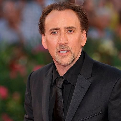 Nicolas Cage to play Joe Exotic from 'Tiger King' in Netflix series