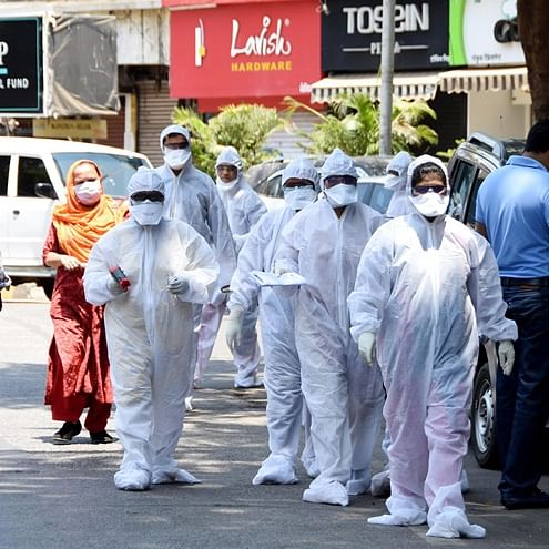 Coronavirus in Mumbai: Five Tata hospital staff test positive, four patients under lens