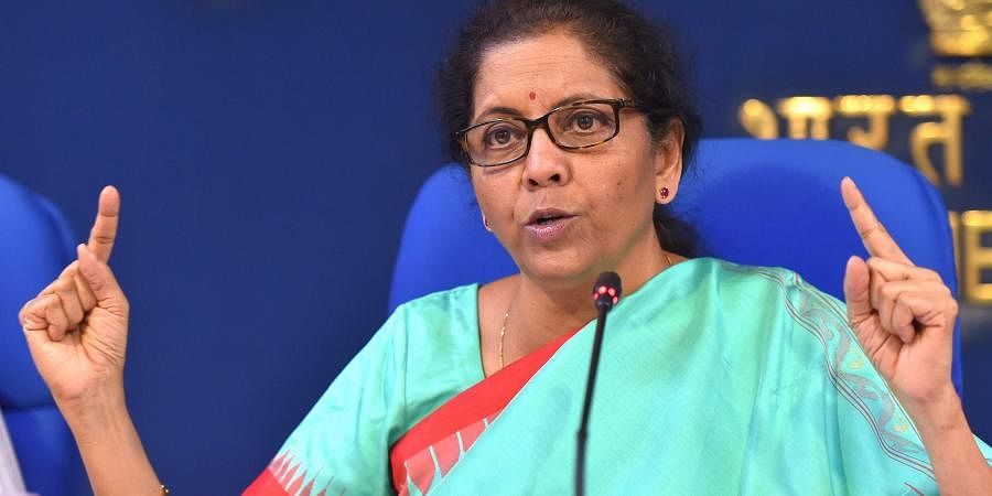 Country witnessing V-shaped recovery: Finance Ministry
