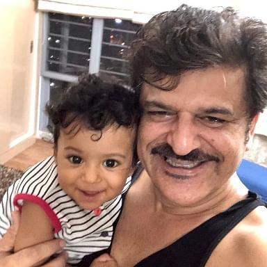Ishaan Khatter's baby brother Vanraaj makes Instagram debut; see pics