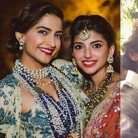 Here's how Rana Daggubati's fiancée Miheeka Bajaj is connected to Sonam Kapoor