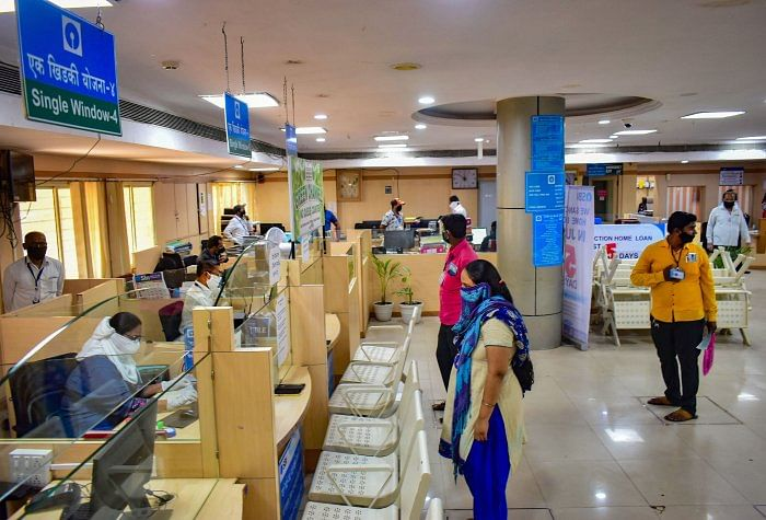 SBI Q2 net profit jumps 55 pc to Rs 5,246 cr as bad loans decline