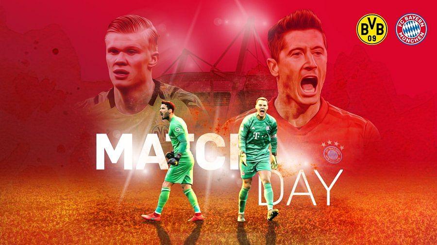 Borussia Dortmund Vs Bayern Munich Stat Attack And Match Preview For Bundesliga S Der Klassiker