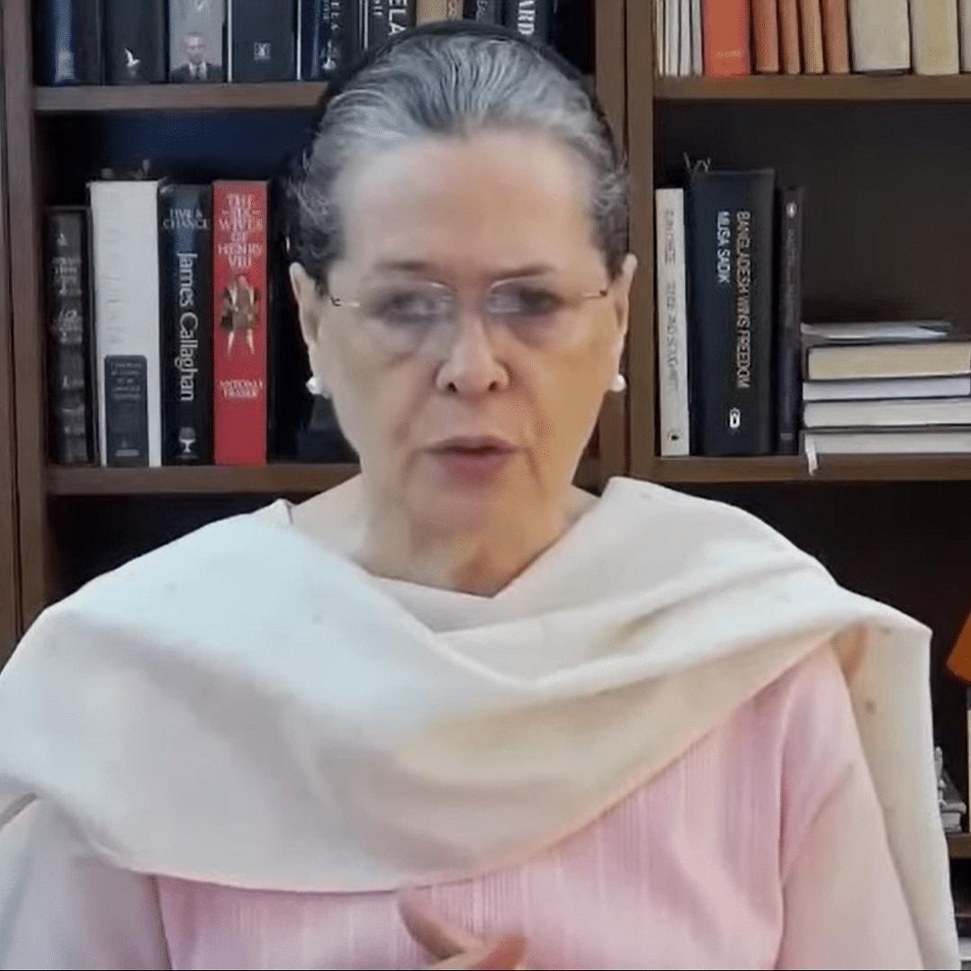 'COVID-19 vaccine policy discriminatory': Sonia Gandhi writes to PM Modi