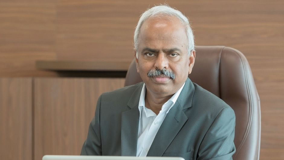 VELUMANI chairman and CEO of Thyrocare