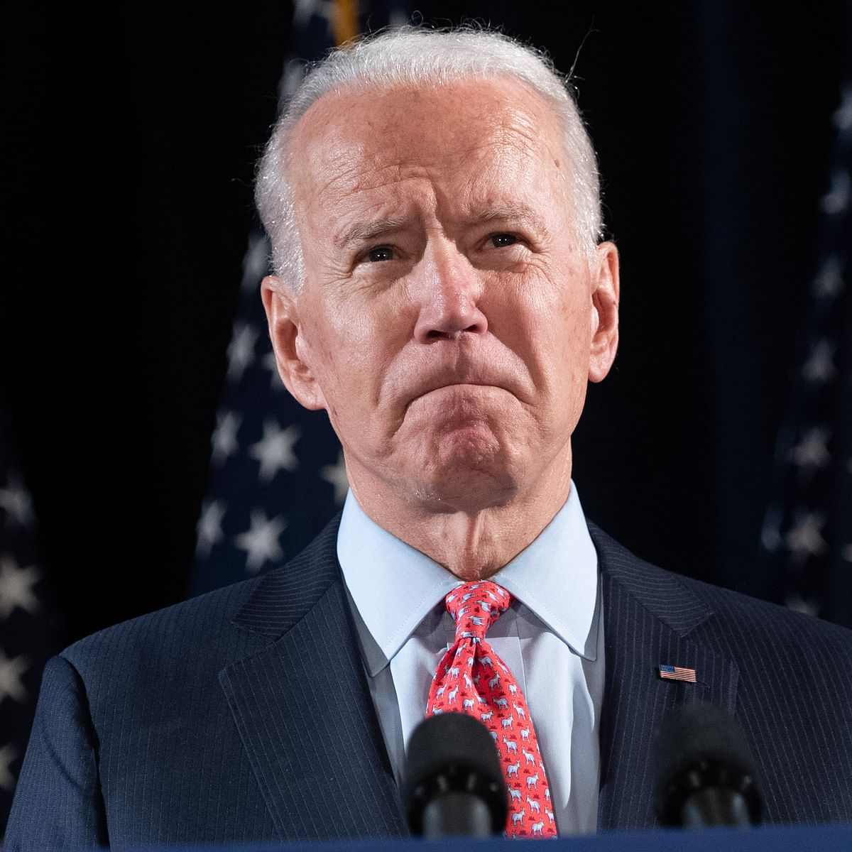 Joe Biden accepts Democratic Party's presidential nomination, vows to end 'season of darkness'