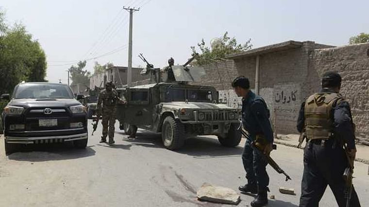 7 killed, 25 injured in suicide attack in Afghanistan's Ghazni