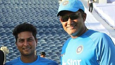 'Play tomorrow, take 5 wickets': Kuldeep Yadav recalls Anil Kumble's words before his debut against Australia