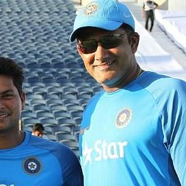 'Play tomorrow, take 5 wickets': Kuldeep Yadav recalls Anil Kumble's words before his debut against Australia