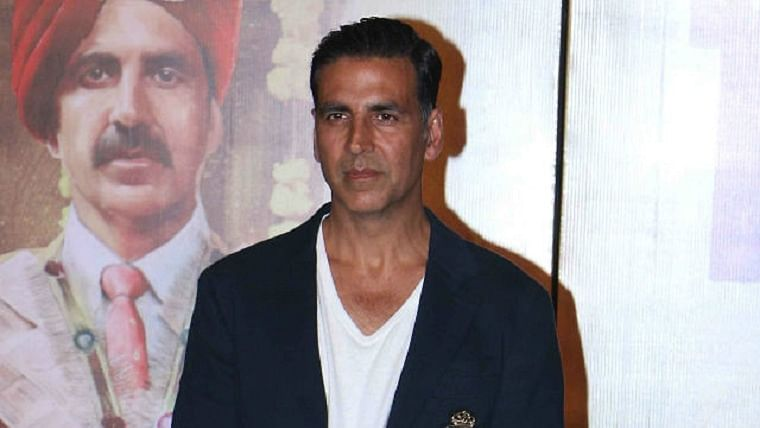 Akshay Kumar warns against fake casting calls for the song 'Filhall part 2'
