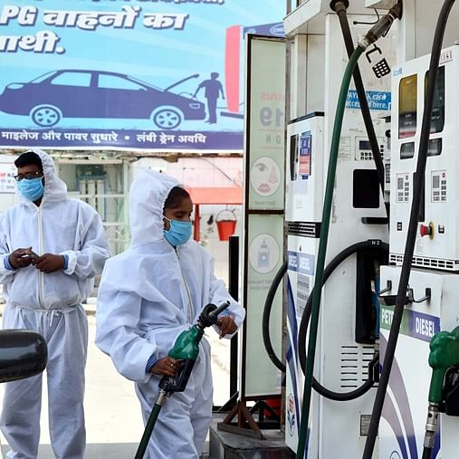 Petrol, diesel prices hiked for fifth consecutive day; rates touch 2-year high