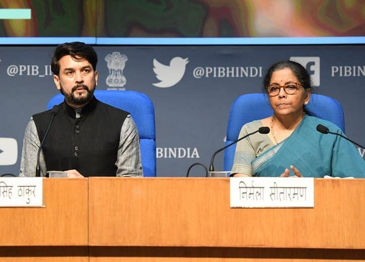 Modi govt's Rs 20 lakh crore corona package: Nirmala Sitharaman finally gives full break-up