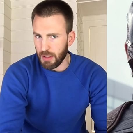 'Captain America' aka Chris Evans makes Instagram debut to join 'All In Challenge' for COVID-19 relief
