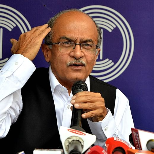 Prashant Bhushan labels Delhi Police 'dalla police' after arrest of Devangana Kalita