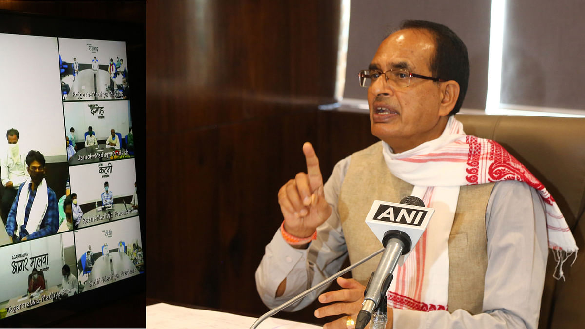 Madhya Pradesh: New job cards for labourers engaged in MGNREGA work, says CM Shivraj Singh Chouhan