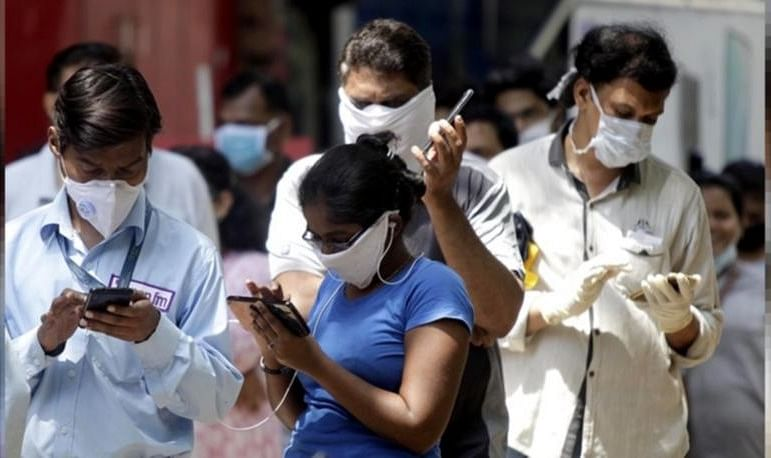 COVID-19 in Indore: Handkerchiefs, towels can be used as masks