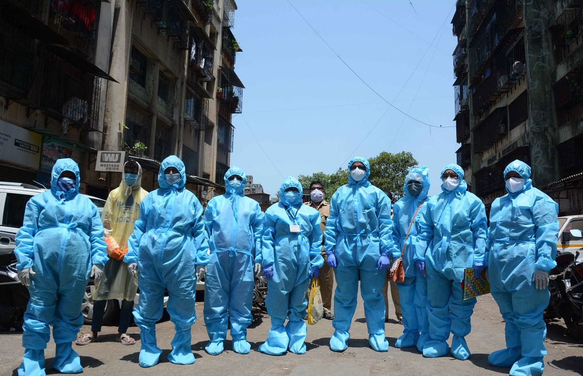 This Bhayandar family is on the forefront battling coronavirus pandemic